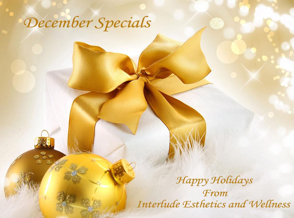 December Specials